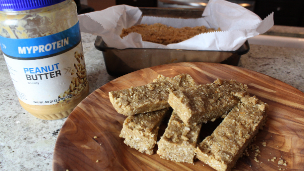 The Best Homemade Protein Bar Recipe