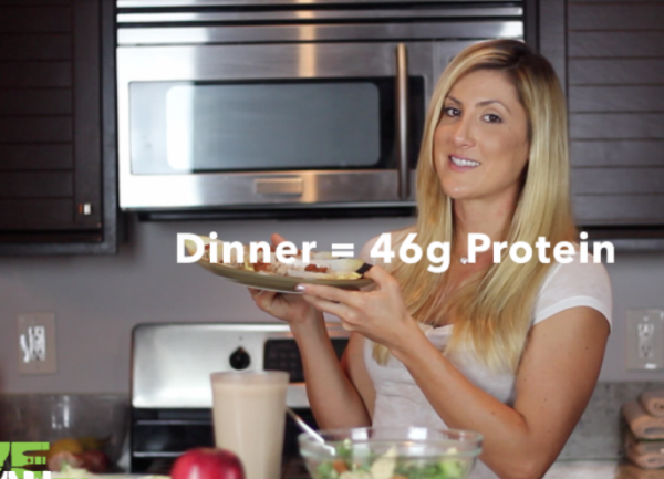 How To Get Enough Protein (For Women)