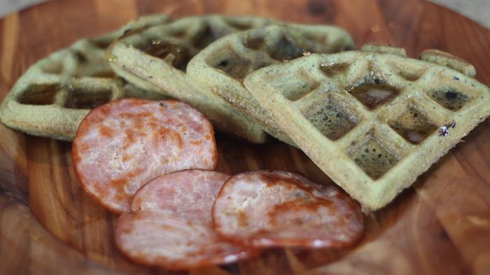 Make Paleo Flat Belly Waffles (Sweet and Savory)
