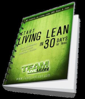 Start Living Lean Starter Guide 3D copy