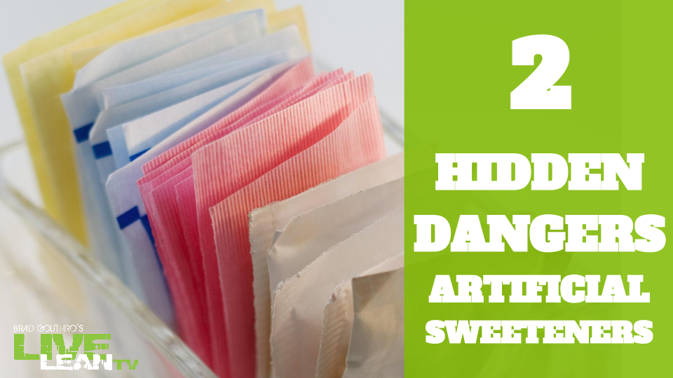 2 Hidden Dangers of Artificial Sweeteners