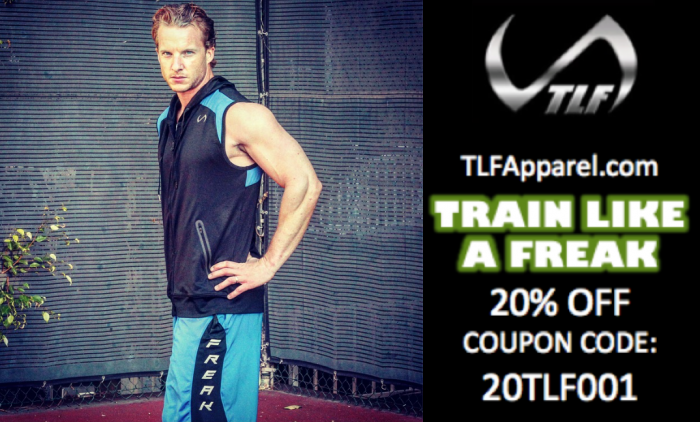 TLF Apparel Coupon Promo Discount Code
