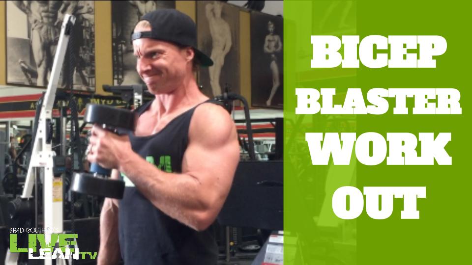 Bicep Blaster Workout