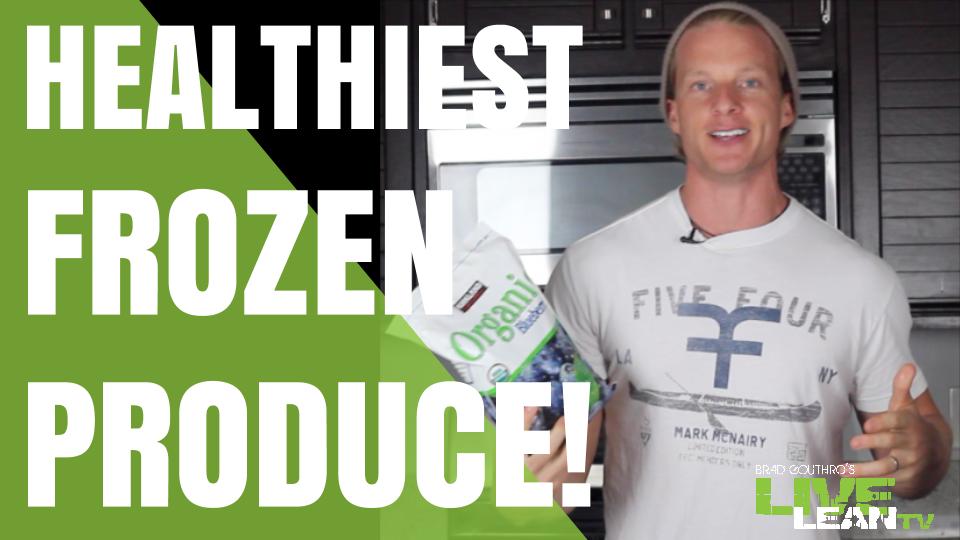 The 3 Best Healthy Frozen Fruit & Vegetables