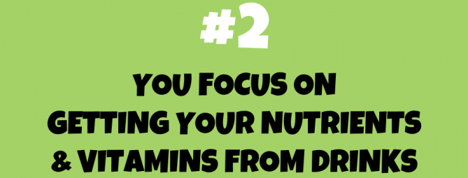 5 Habits That Make You Gain Weight