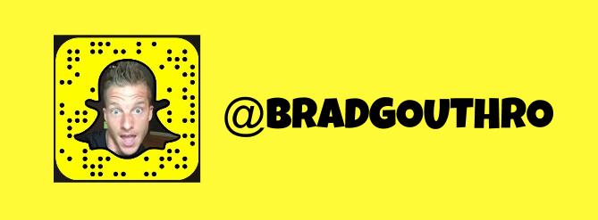 Brad Gouthro Snapchat