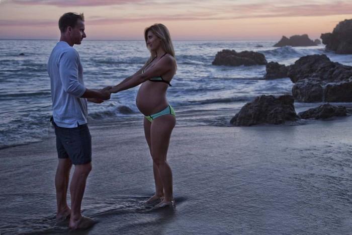 Brad Gouthro Jessica Gouthro pregnant