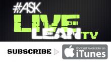 #AskLiveLeanTV iTunes