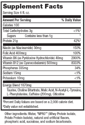 5-Hour Energy with Protein Review