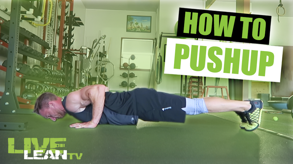 How To Do A Pushup | Exercise Video and Guide