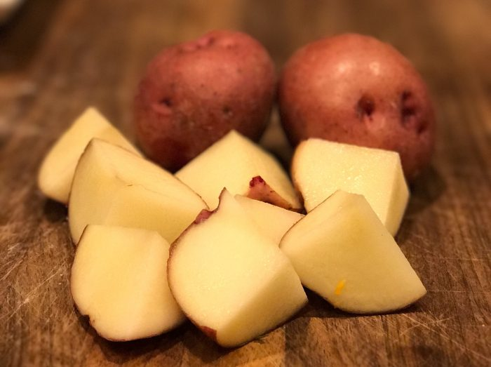 Are all potatoes Live Lean Approved?