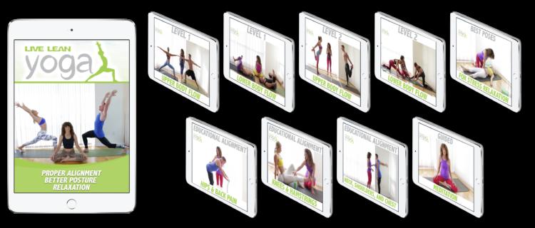 Live Lean Yoga