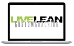 Live Lean 1-on-1 Online Coaching