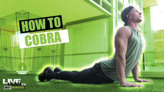 How To Do The COBRA | Exercise Demonstration Video and Guide