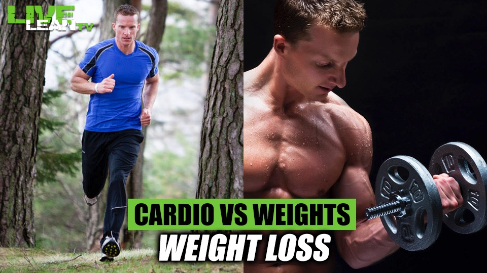 Beginner Weight Loss 101: Cardio Or Weight Training?