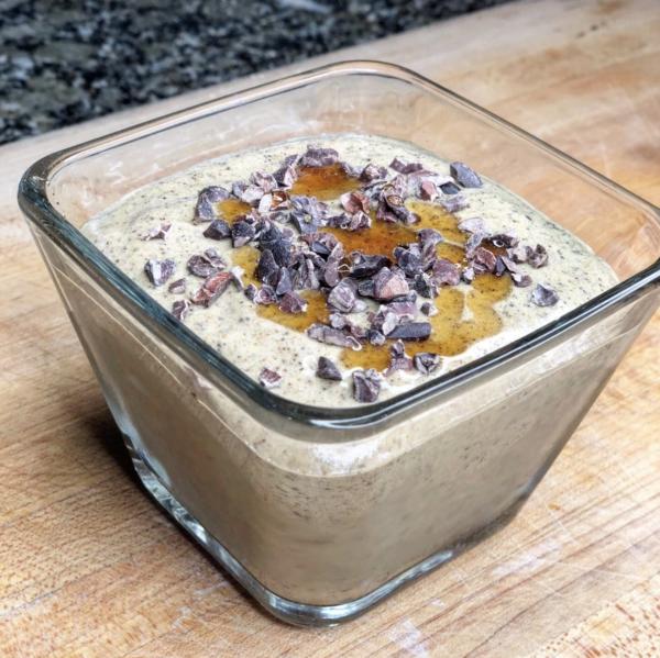 Chocolate Banana Paleo Protein Ice Cream