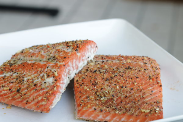 How To Cook Salmon In Bulk