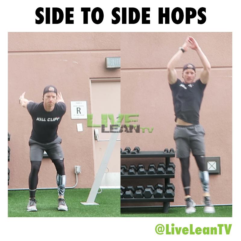 Side To Side Hops