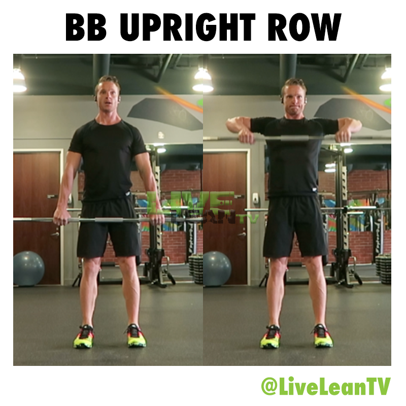 BB UPRIGHT ROW