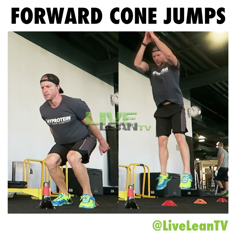FORWARD CONE JUMPS