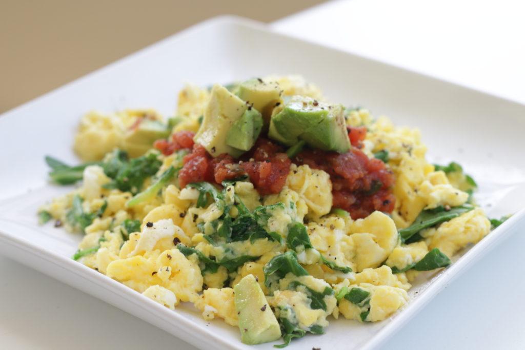 Quick Breakfast Recipe With Eggs: Scrambled Eggs