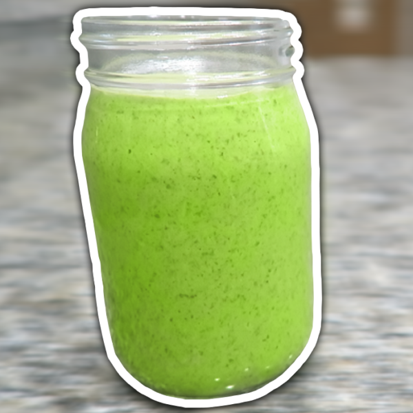 Whey Protein Green Smoothie