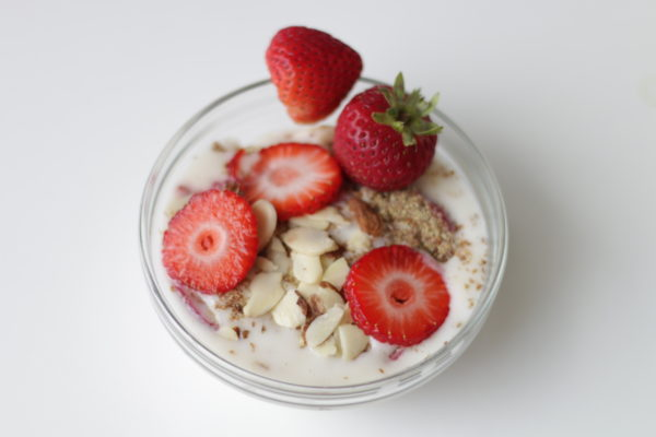 Superpowered Protein Yogurt