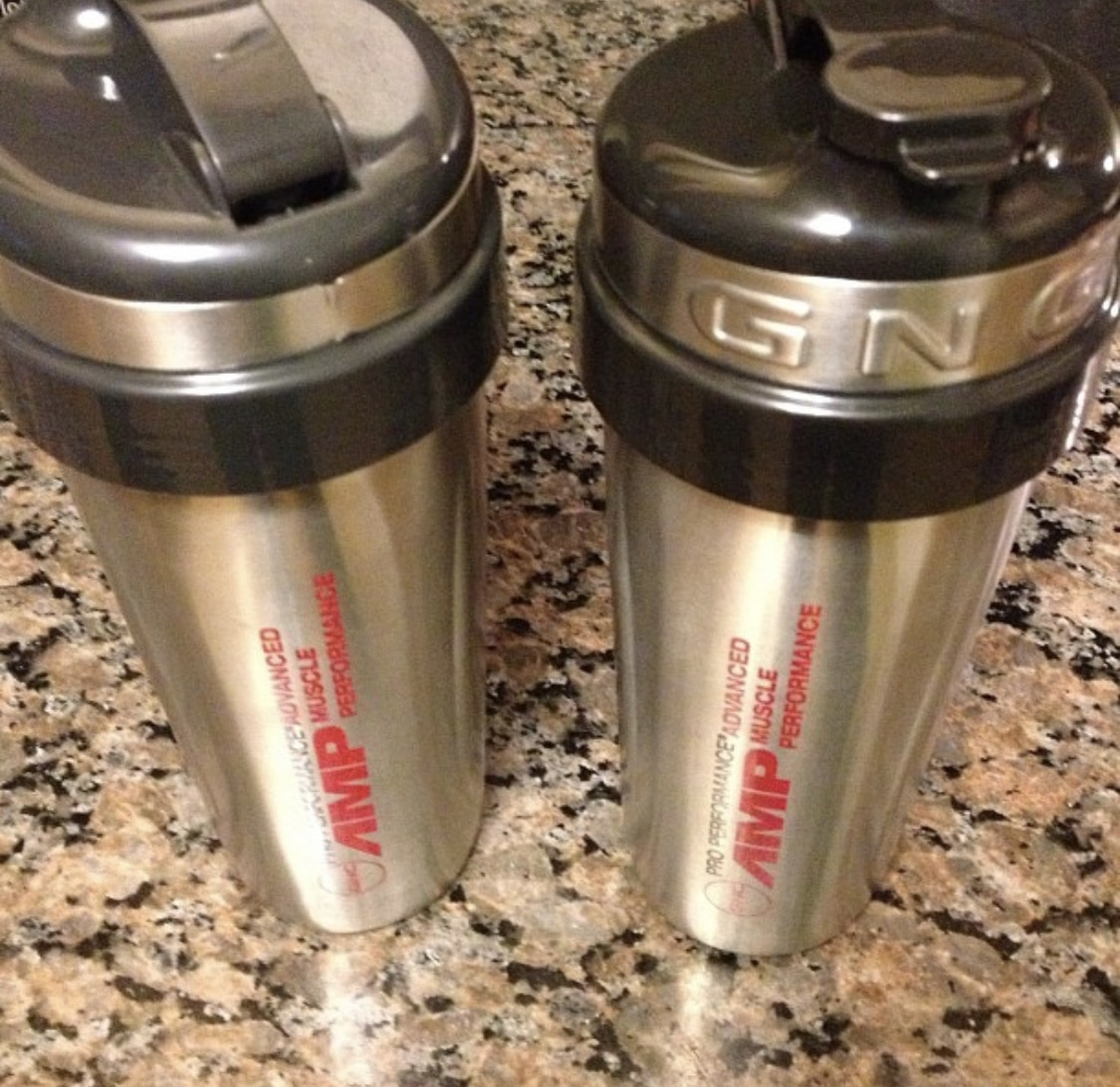 stainless steel shaker cup