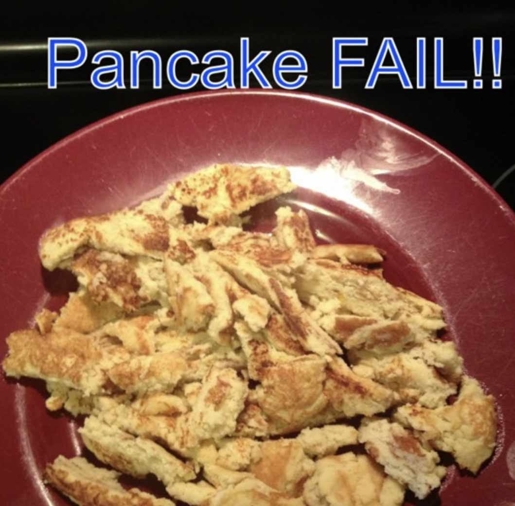 How To Make Protein Pancake Cereal