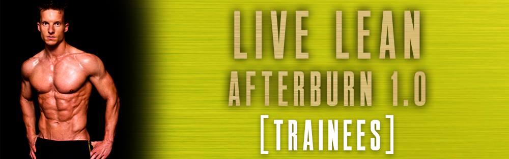 Live Lean Afterburn 1.0