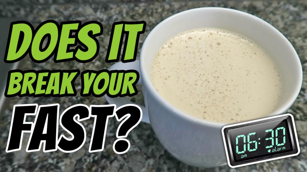 Will Coconut Oil Coffee Break My Fast?