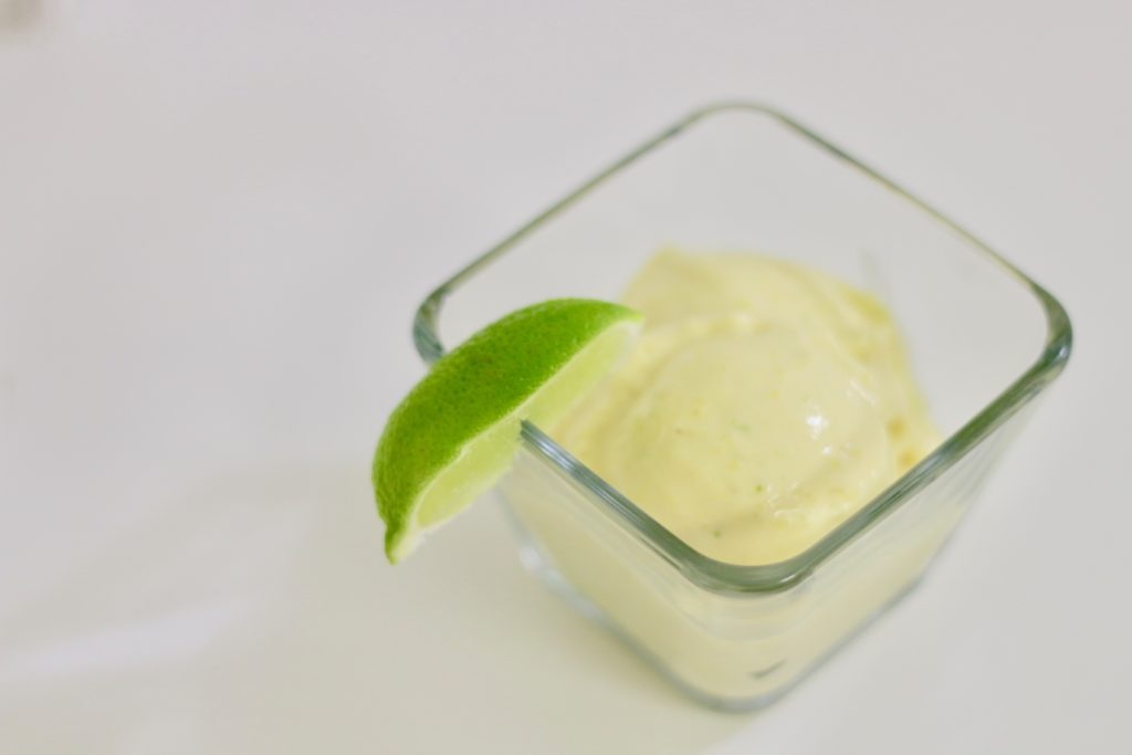 How To Make A Protein Lime Mango Ice Cream Recipe
