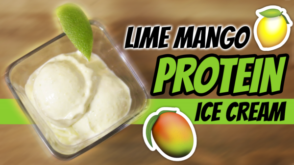 How To Make A Lime Mango Ice Cream Recipe