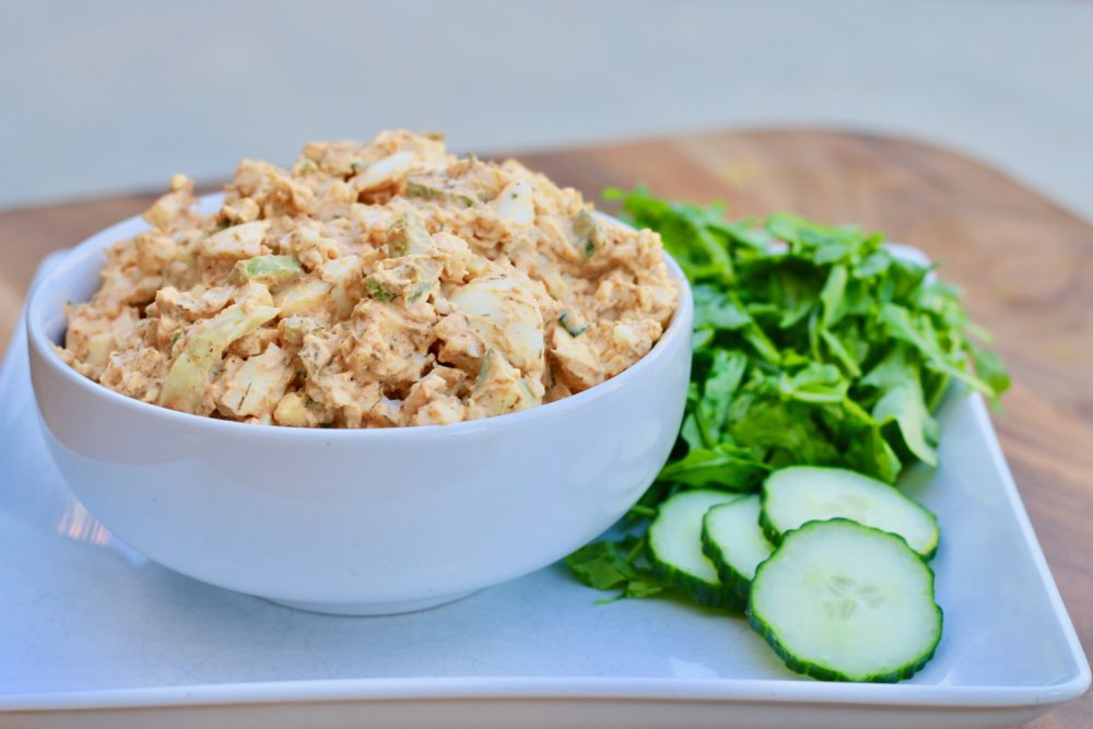 How To Make A Quick And Easy Egg Salad Recipe