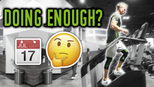 How Many Times Per Week Should I Do Cardio?