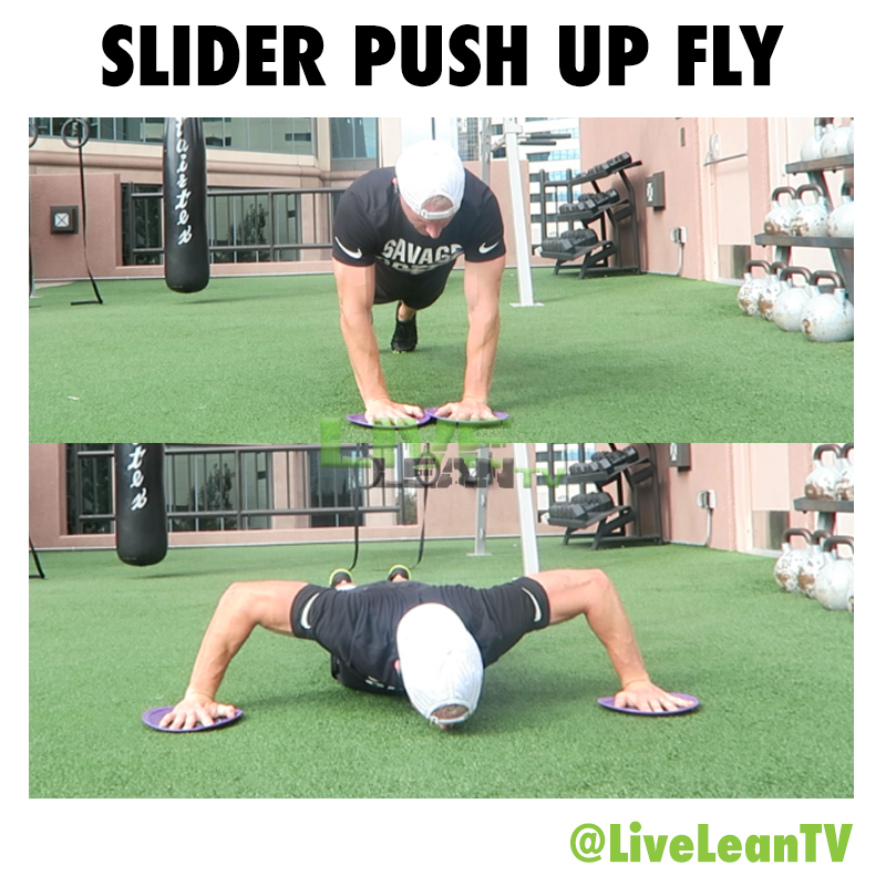 Slider Push Up Fly