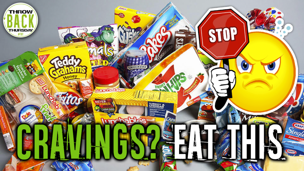 How To Stop Your Cravings For Junk Food