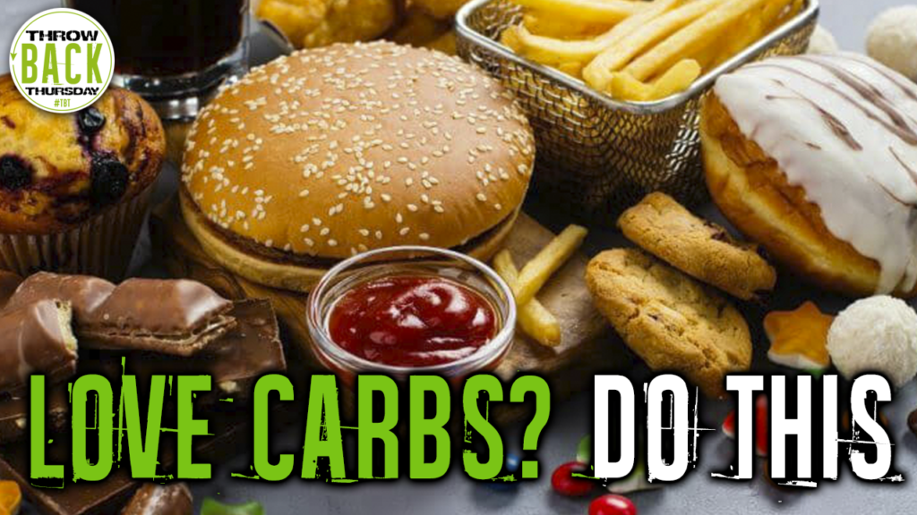How Do I Break The Habit Of Eating Carbohydrates?