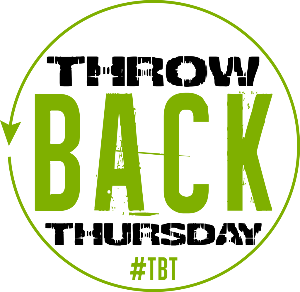 THROW BACK THURSDAY LOGO