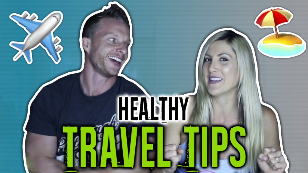how to stay healthy while traveling on vacation