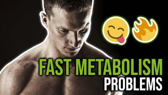 HUNGER CRAVINGS FROM A FAST METABOLISM | How To Fill Yourself Up