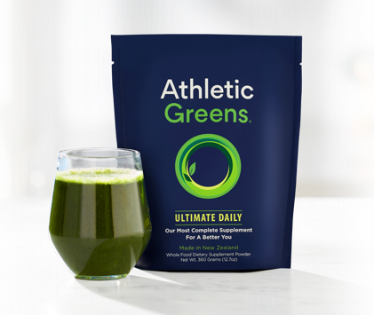 athletic greens How To Eat More Vegetables When You Don't Like Them