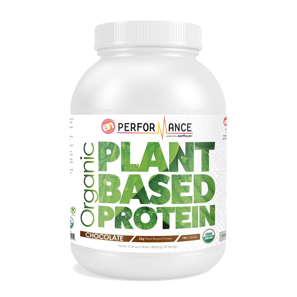 earth nutri plant based protein