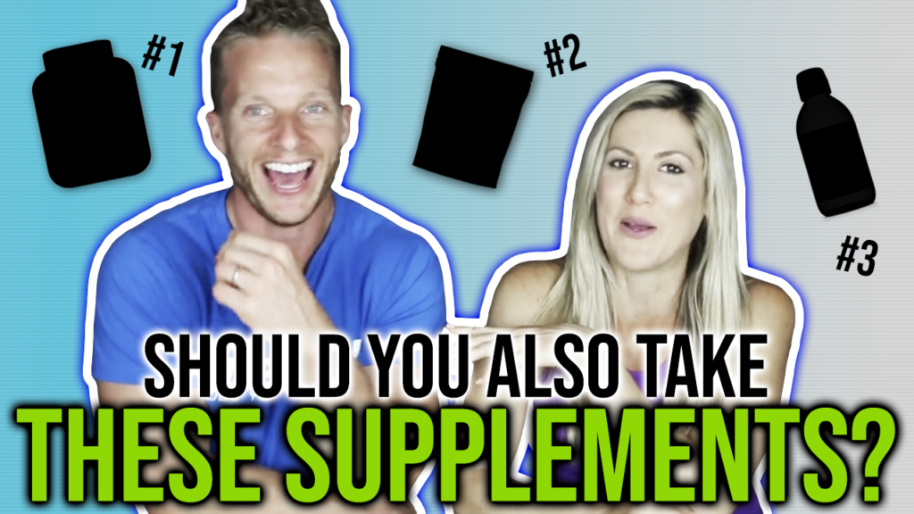 3 best supplements to take daily all year round
