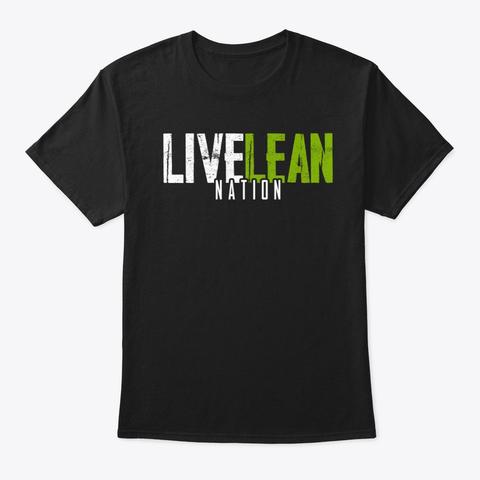 Live Lean Nation T-Shirt