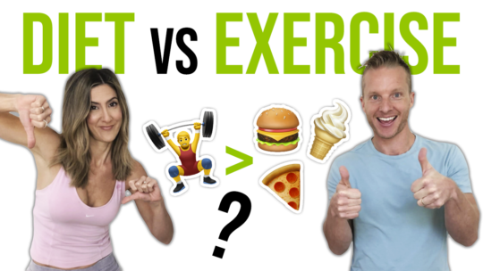 Can You Out Exercise A Bad Diet?