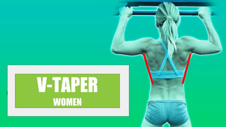 How To Get A V Taper Body
