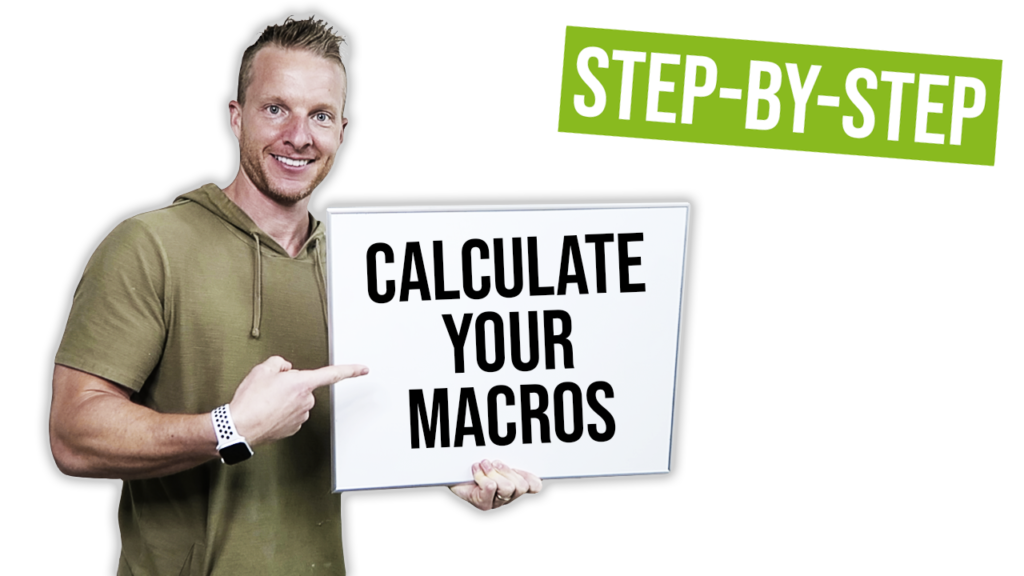 How To Calculate Your Macronutrients