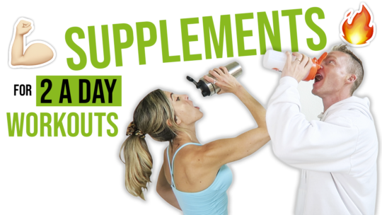 Should You Take BCAAs and Glutamine For Both Two A Day Workouts?