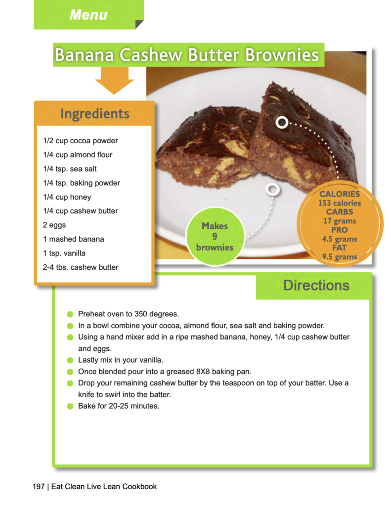 How To Make A Healthy Chocolate Brownies Recipe